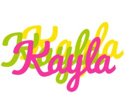 Kayla sweets logo