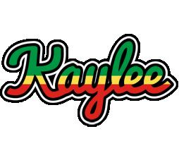 Kaylee african logo