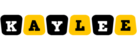 Kaylee boots logo