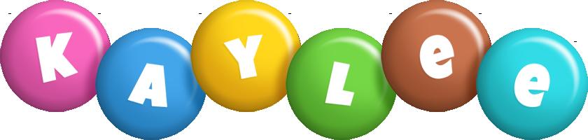 Kaylee candy logo