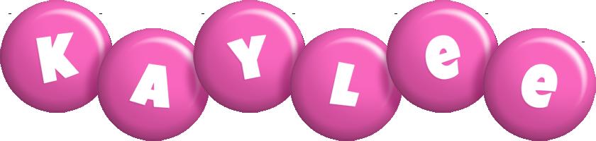 Kaylee candy-pink logo