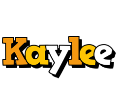 Kaylee cartoon logo