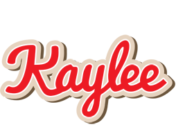 Kaylee chocolate logo