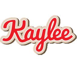 Kaylee chocolate logo