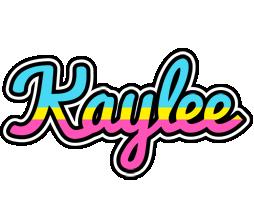 Kaylee circus logo