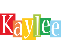 Kaylee colors logo