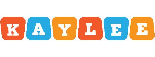 Kaylee comics logo