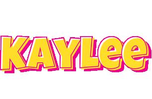 Kaylee kaboom logo