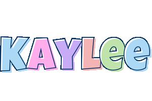 Kaylee pastel logo