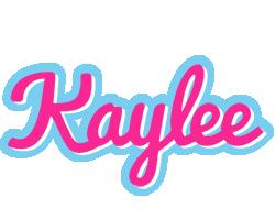 Kaylee popstar logo