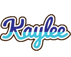 Kaylee raining logo