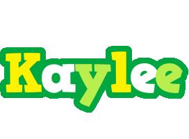 Kaylee soccer logo