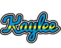 Kaylee sweden logo
