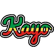 Kayo african logo