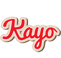 Kayo chocolate logo