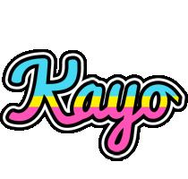 Kayo circus logo