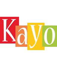 Kayo colors logo