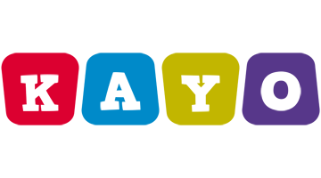 Kayo daycare logo