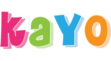 Kayo friday logo