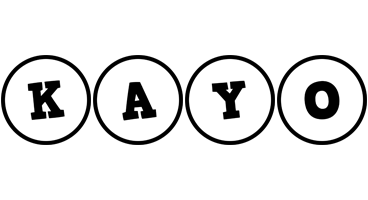 Kayo handy logo