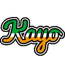 Kayo ireland logo
