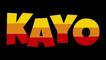Kayo jungle logo