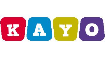 Kayo kiddo logo