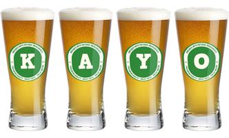 Kayo lager logo