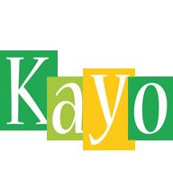 Kayo lemonade logo