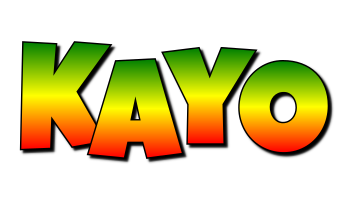 Kayo mango logo