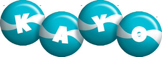 Kayo messi logo