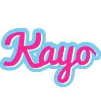 Kayo popstar logo