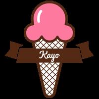 Kayo premium logo