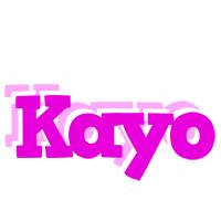 Kayo rumba logo