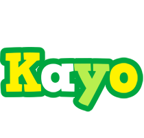 Kayo soccer logo