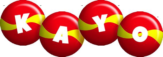 Kayo spain logo