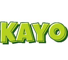 Kayo summer logo