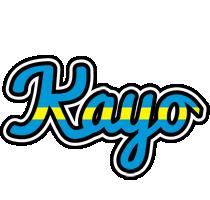 Kayo sweden logo