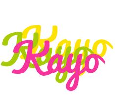 Kayo sweets logo