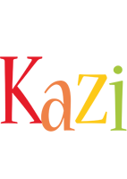 Kazi birthday logo