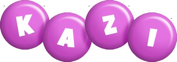 Kazi candy-purple logo
