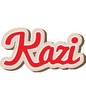 Kazi chocolate logo
