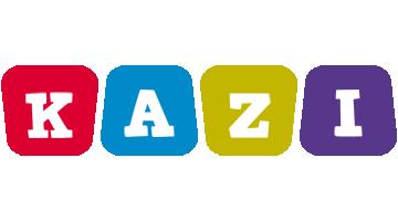 Kazi daycare logo