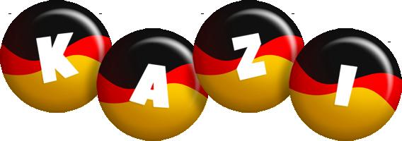 Kazi german logo