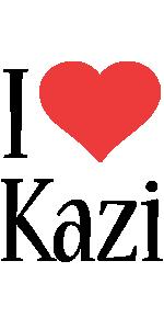 Kazi i-love logo