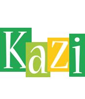Kazi lemonade logo