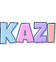 Kazi pastel logo