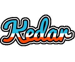 Kedar america logo