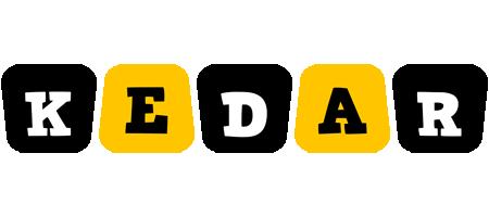 Kedar boots logo