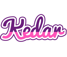 Kedar cheerful logo